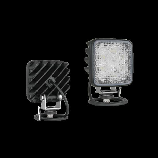 LED munkalámpa kábellel, 12V-24V DC, 22W, 1600lm, Wesem CRK2B.54200