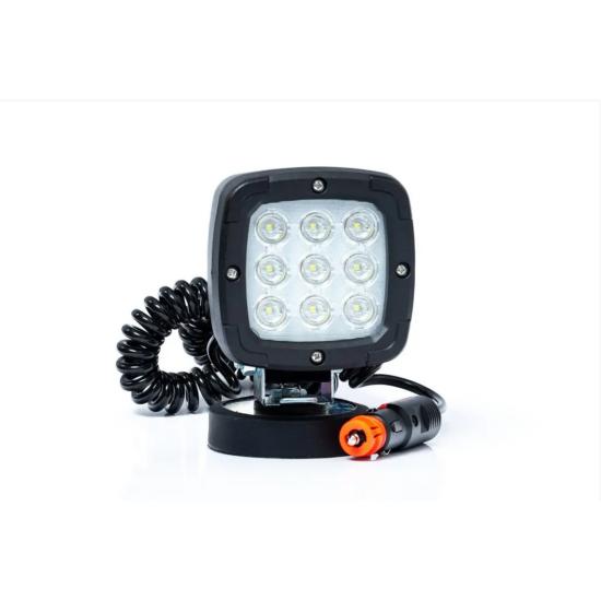 LED munkalámpa, 12-55V, 13,5W, 1800 lm, Fristom FT-036 MAG LED