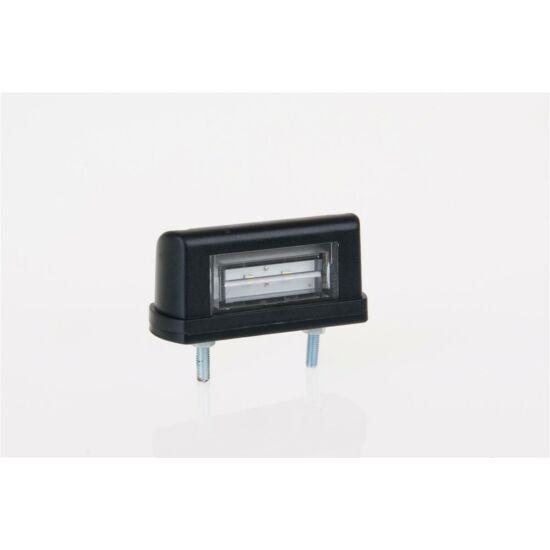 LED rendszámtábla világítás 12-36V DC, 83x30x40 mm, FRISTOM FT-016 LED