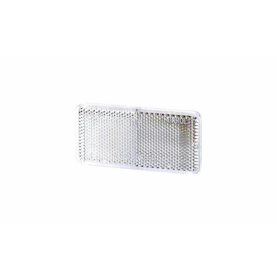 Fehér téglalap alakú prizma 94 x 44mm