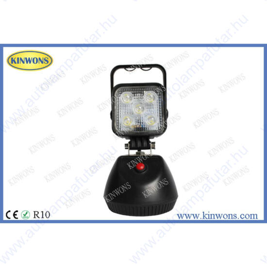 Kinwons KS0115-EU led munkalámpák  LED   Munkalámpa   12-30 V  15 W  1200 lm  terítőfény