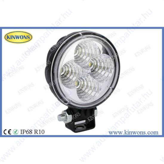 Kinwons KS0212-FLOOD led munkalámpák  LED   Munkalámpa   12-24 V  12 W  960 lm  terítőfény