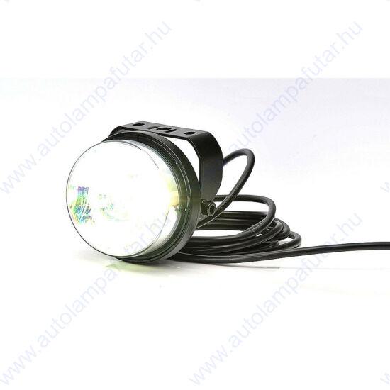 Was 562-W78 led munkalámpák  LED   Munkalámpa   12-24 V  14 W  1800 lm  terítőfény   Fémtartóval