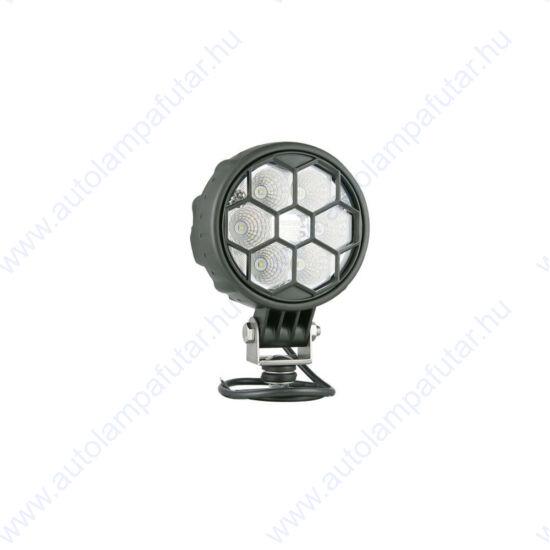 Wesem CRC3A.48700 led munkalámpák  LED   Munkalámpa   12-24 V  24 W  1500 lm  terítőfény   standard rozsdamentes acél tartóval