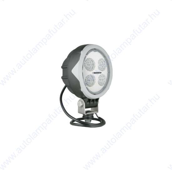 Wesem CRV2A.49600 led munkalámpák  LED   Munkalámpa   12-24 V  18 W  1500 lm  terítőfény   M8 csavar