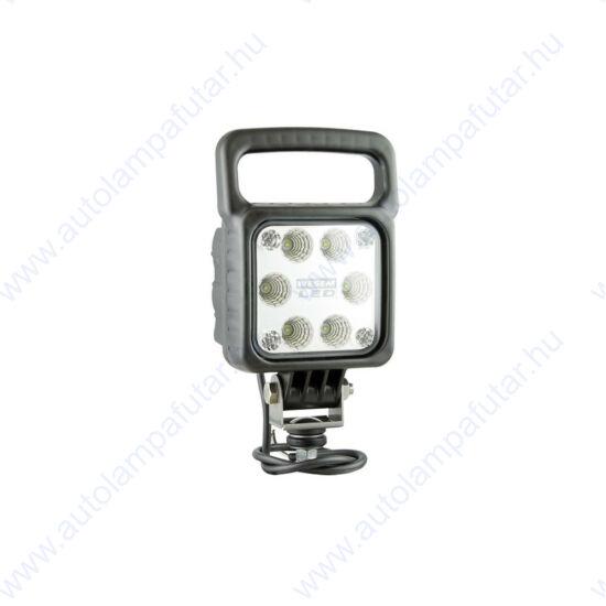Wesem LED2F.47610 led munkalámpák  LED   Munkalámpa   12-24 V  29 W  2000 lm  terítőfény   standard rozsdamentes acél tartóval