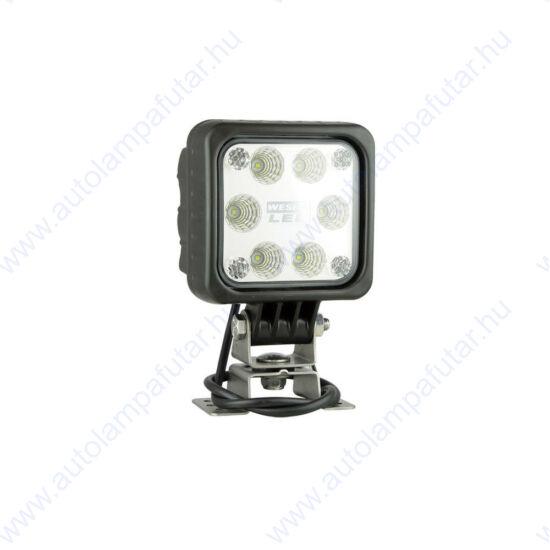 Wesem LED6F.49920 led munkalámpák  LED   Munkalámpa   12-24 V  29 W  2500 lm  terítőfény   Omega talp