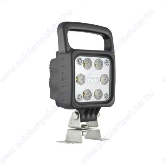 Wesem LED6F.49930 led munkalámpák  LED   Munkalámpa   12-24 V  29 W  2500 lm  terítőfény   Omega talp