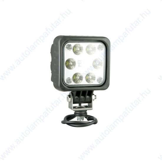 Wesem LED4F.47800 led munkalámpák  LED   Munkalámpa   12-24 V  24 W  1500 lm  szúrófény   standard rozsdamentes acél tartóval