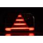 Kép 3/4 - 7 funkciós univerzális jobb hátsó led lámpa, 240x140x55mm, 12-36V DC,  FRISTOM FT-170 P TB LED